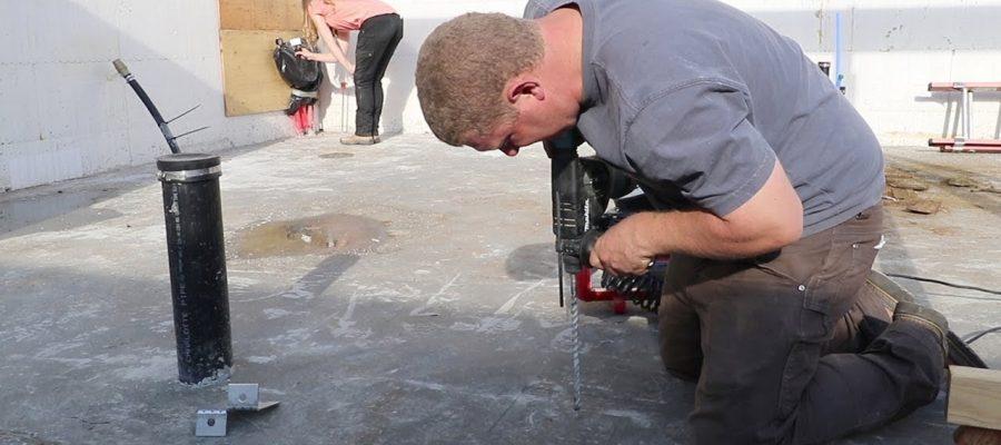 Jak obrabiać beton